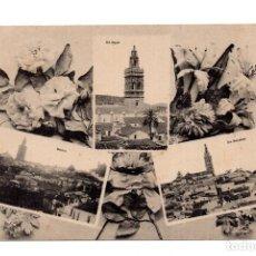 Postales: RECUERDO DE JEREZ DE LOS CABALLEROS (BADAJOZ).- CENTENARIO VASCO NUÑEZ DE BALBOA. Lote 124458479