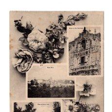 Postales: RECUERDO DE JEREZ DE LOS CABALLEROS (BADAJOZ).- CENTENARIO VASCO NUÑEZ DE BALBOA. Lote 124459291