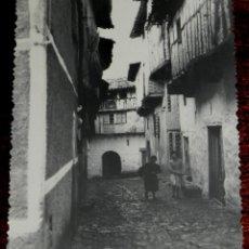 Postales: FOTOGRAFIA DE JARANDILLA DE LA VERA, CACERES, MIDE 10,2 X 7,2 CMS.. Lote 125988659