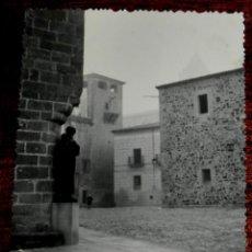 Postales: FOTOGRAFIA DE CACERES, MIDE 10,2 X 7,2 CMS.. Lote 125988807