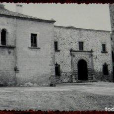 Postales: FOTOGRAFIA DE CACERES, MIDE 10,2 X 7,2 CMS.. Lote 125988863