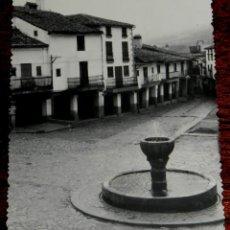 Postales: FOTOGRAFIA DE GUADALUPE, CACERES, MIDE 10,2 X 7,2 CMS.. Lote 125989207