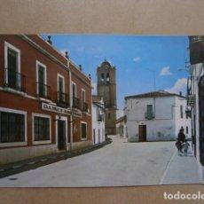 Postales: POSTAL LOS SANTOS DE MAIMONA, BADAJOZ. Lote 126099371
