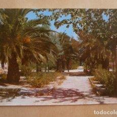 Postales: POSTAL NAVALMORAL DE LA MATA, CACERES, PARQUE MUNICIPAL DE DON CASTO LOZANO. Lote 127315523