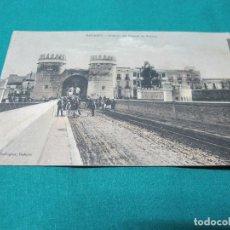 Postales: POSTAL ANTIGUA INTERIOR PUENTE DE PALMAS VICENTE RODRIGUEZ 26-8-1915. Lote 127769223