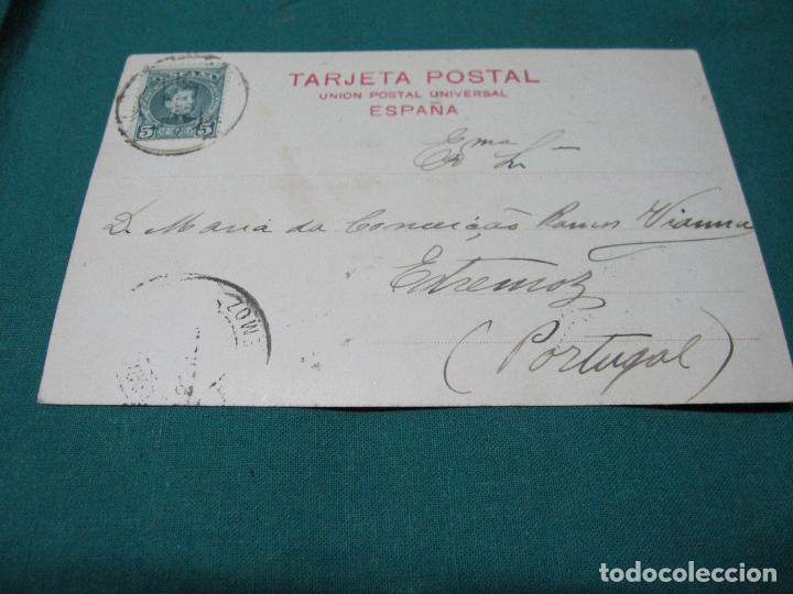 Postales: ANTIGUA POSTAL BADAJOZ PASEO DE LOS EUCALIPTUS Nº 5 CLARAMON Y CIA - Foto 3 - 127770431