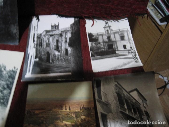 Postales: 11 POSTALES MAS 2 FOTOS UNA DE GRAN TAMAÑO Y OTRA PEQUEÑA- DE CACERES Y PROVINCIA Y DE BADAJOZ Y PRO - Foto 3 - 127979495