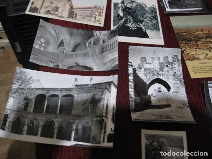 Postales: 11 POSTALES MAS 2 FOTOS UNA DE GRAN TAMAÑO Y OTRA PEQUEÑA- DE CACERES Y PROVINCIA Y DE BADAJOZ Y PRO - Foto 4 - 127979495
