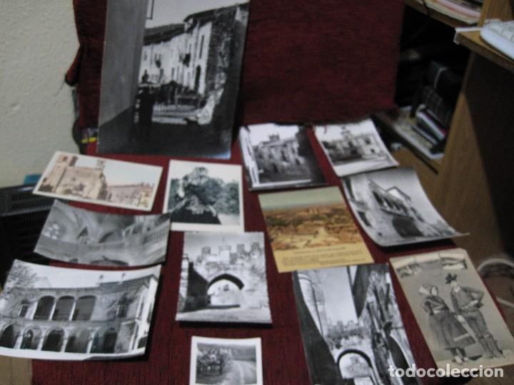 Postales: 11 POSTALES MAS 2 FOTOS UNA DE GRAN TAMAÑO Y OTRA PEQUEÑA- DE CACERES Y PROVINCIA Y DE BADAJOZ Y PRO - Foto 5 - 127979495