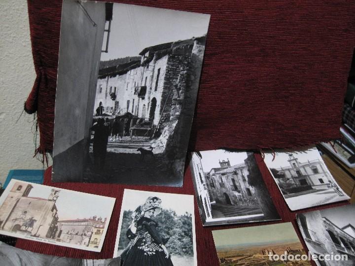 Postales: 11 POSTALES MAS 2 FOTOS UNA DE GRAN TAMAÑO Y OTRA PEQUEÑA- DE CACERES Y PROVINCIA Y DE BADAJOZ Y PRO - Foto 6 - 127979495