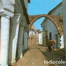 Postales: GARROVILLAS - 2 ARCO CALLE MENDO. Lote 128251219