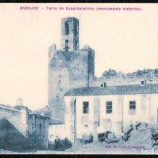 Postales: POSTALES - BADAJOZ. TORRE DE ESPANTAPERROS.. Lote 128475931
