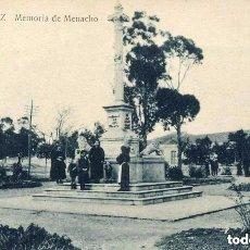 Postales: BADAJOZ -MEMORIA DE MENACHO- LA LUZ Nº 9- RARA. Lote 128652447