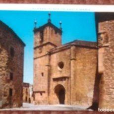 Cartes Postales: CACERES - PLAZA DE SANTA MARIA. Lote 130036703