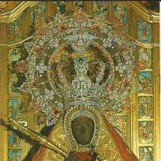 Postais: [POSTAL] ESCULTURA DE LA VIRGEN EN EL TRONO (S. XII) GUADALUPE (CÁCERES) (SIN CIRCULAR). Lote 130822040