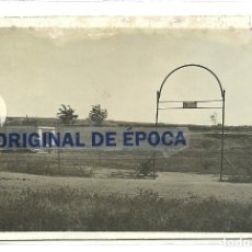 Postales: (PS-57586)POSTAL FOTOGRAFICA DE AHILLONES-PARQUE DEL 13 SEPTIEMBRE. Lote 132168690