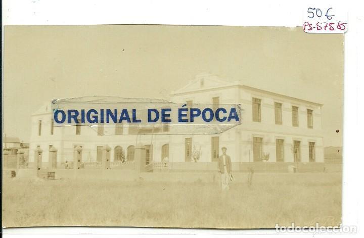 (PS-57585)POSTAL FOTOGRAFICA DE VILLANUEVA DEL FRESNO (Postales - España - Extremadura Antigua (hasta 1939))