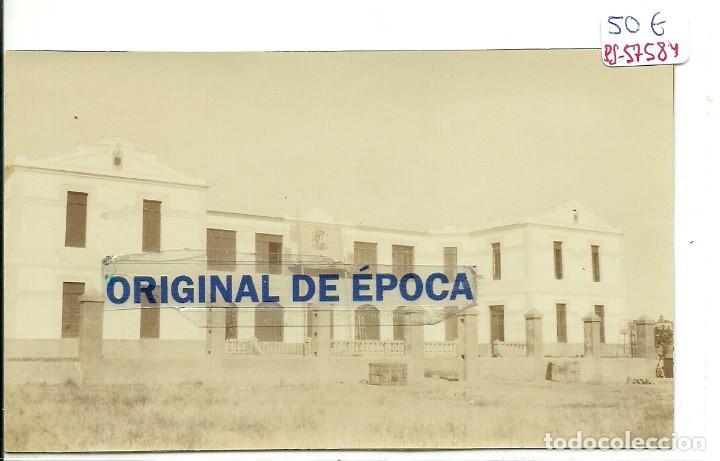 (PS-57584)POSTAL FOTOGRAFICA DE VILLANUEVA DEL FRESNO (Postales - España - Extremadura Antigua (hasta 1939))