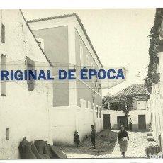 Postales: (PS-57582)POSTAL FOTOGRAFICA DE VALENCIA DE ALCANTARA-EDIFICIO ESCUELAS GRADUADAS DE NIÑOS. Lote 132169086