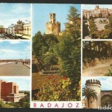 Postales: BADAJOZ - ED. ARRIBAS 2031 - P30003. Lote 132399894