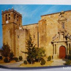 Postales: POSTAL MIAJADAS IGLESIA SANTIAGOA POSTOL -ESCRITA. Lote 132793586