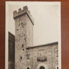 Postales: POSTAL CÁCERES - 10. TORRE DE LAS CIGÜEÑAS. Lote 134102527