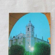 Postales: POSTAL DE BADAJOZ AÑOS 60 DON BENITO PLAZA DE ESPAÑA. Lote 134267990