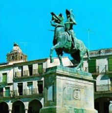 Postales: TRUJILLO (CÁCERES) -MONUMENTO A PIZARRO- (F.I.T.E.R. REF. 9.521) SIN CIRCULAR / P-4907. Lote 135247930