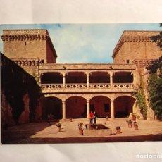 Cartes Postales: JARANDILLA DE LA VERA (CÁCERES) POSTAL NO.1602. PARADOR NACIONAL CARLOS V. PLAZA DE ARMAS. Lote 137594948