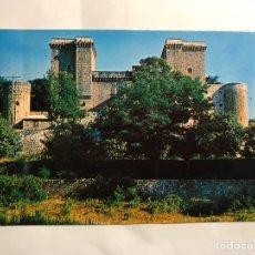 Cartes Postales: JARANDILLA (CÁCERES) POSTAL. PARADOR NACIONAL. EDITA: FITER (A.1969). Lote 137609768