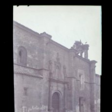 Postales: VALENCIA DE ALCANTARA - CLICHE ORIGINAL-NEGATIVO EN CELULOIDE- 1900-1920 -FOTOTIP. THOMAS, BARCELONA. Lote 137698762