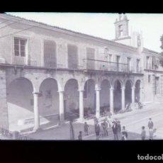 Postales: VALENCIA DE ALCANTARA - CLICHE ORIGINAL-NEGATIVO EN CELULOIDE- 1900-1920 -FOTOTIP. THOMAS, BARCELONA. Lote 137698814