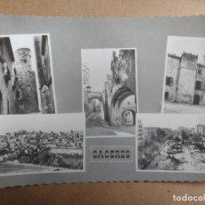 Postales: CACERES. MOSAICO. Lote 137756626