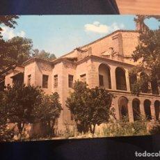 Postales: POSTAL MONASTERIO DE SAN JERÓNIMO DE YUSTE. Lote 139196224