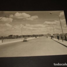 Postales: BADAJOZ PUENTE NUEVO SOBRE EL RIO GUADIANA ED. ARRIBAS Nº 1020. Lote 139199086