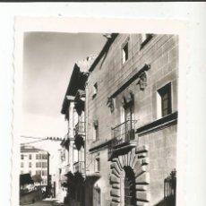 Postales: CÁCERES - PALACIO DE LA ISLA - Nº 53 EDICIONES ARRIBAS. Lote 139635626