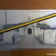 Postales: POSTAL ALMENDRALEJO - ERMITA DE LA PIEDAD. Lote 139710438