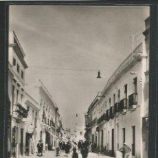 Postales: VILLAFRANCA DE LOS BARROS - CALLE COMANDANTE CASTEJÓN - P27796. Lote 139826710