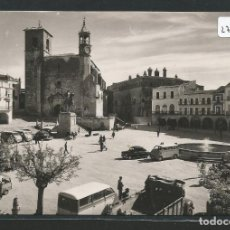 Postales: TRUJILLO - PLAZA MAYOR - P27800. Lote 139827142