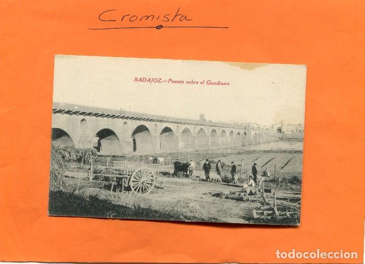 BADAJOZ -- NO CIRCULADA // ( EXTR2018 ) (Postales - España - Extremadura Antigua (hasta 1939))