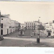 Postales: OLIVENZA (BADAJOZ).- AVENIDA DE PORTUGAL. Lote 140499594