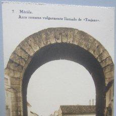 Postales: POSTAL MERIDA ( BADAJOZ ). Lote 142252670