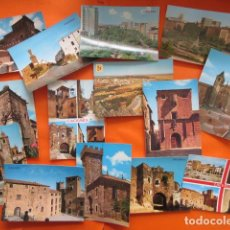 Postales: LOTE 14 POSTALES - CACERES - NO CIRCULADAS. Lote 142399778