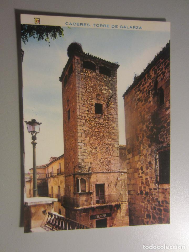 POSTAL CACERES (Postales - España - Extremadura Moderna (desde 1940))