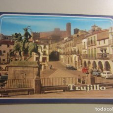 Postales: POSTAL TRUJILLO ( CACERES ). Lote 144678646