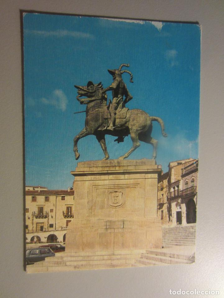 POSTAL TRUJILLO ( CACERES ) (Postales - España - Extremadura Moderna (desde 1940))