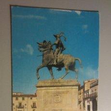 Postales: POSTAL TRUJILLO ( CACERES ). Lote 144678690