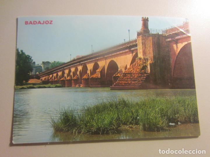POSTAL BADAJOZ (Postales - España - Extremadura Moderna (desde 1940))