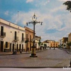 Postales: POSTAL OLIVENZA.-AV.RAMON Y CAJAL.-ESCRITA. Lote 145167930