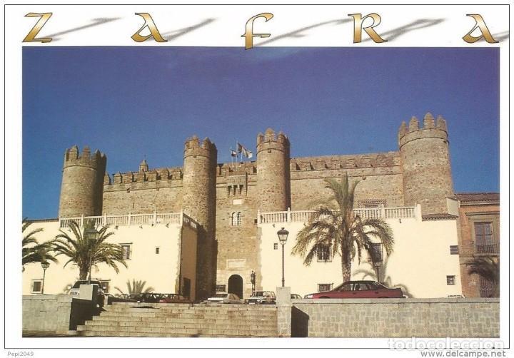 == Z1615 - POSTAL - ZAFRA - BADAJOZ - PARADOR DE TURISMO (Postales - España - Extremadura Moderna (desde 1940))